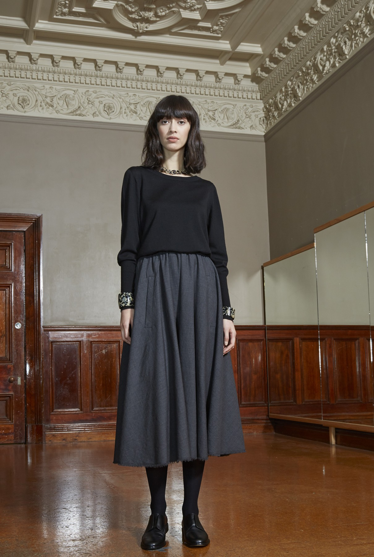 lucky jumper/black
