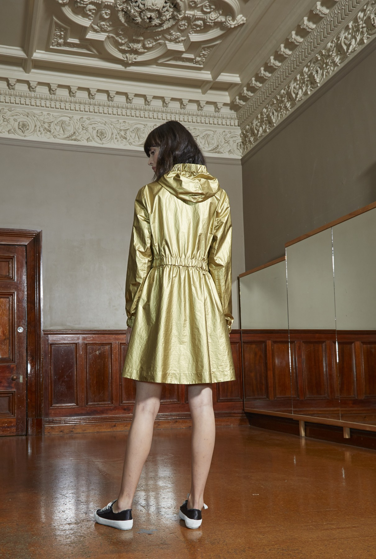 sunbeam coat/gold