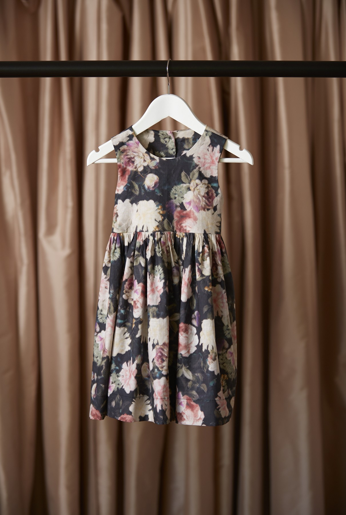 Clementine dress/bloom